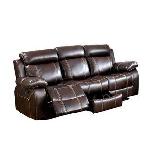 Yizheng Reclining Sofa With Contrast Sching