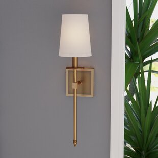 Wall sconces joss main tyrone 1 light wallchiere aloadofball Choice Image