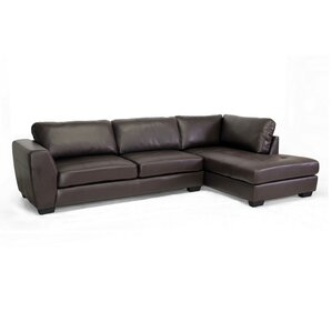 Serpens Sectional  sc 1 st  Joss u0026 Main : black sectional sofas - Sectionals, Sofas & Couches
