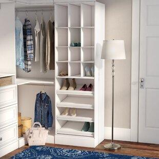 Billington 25 W Closet System