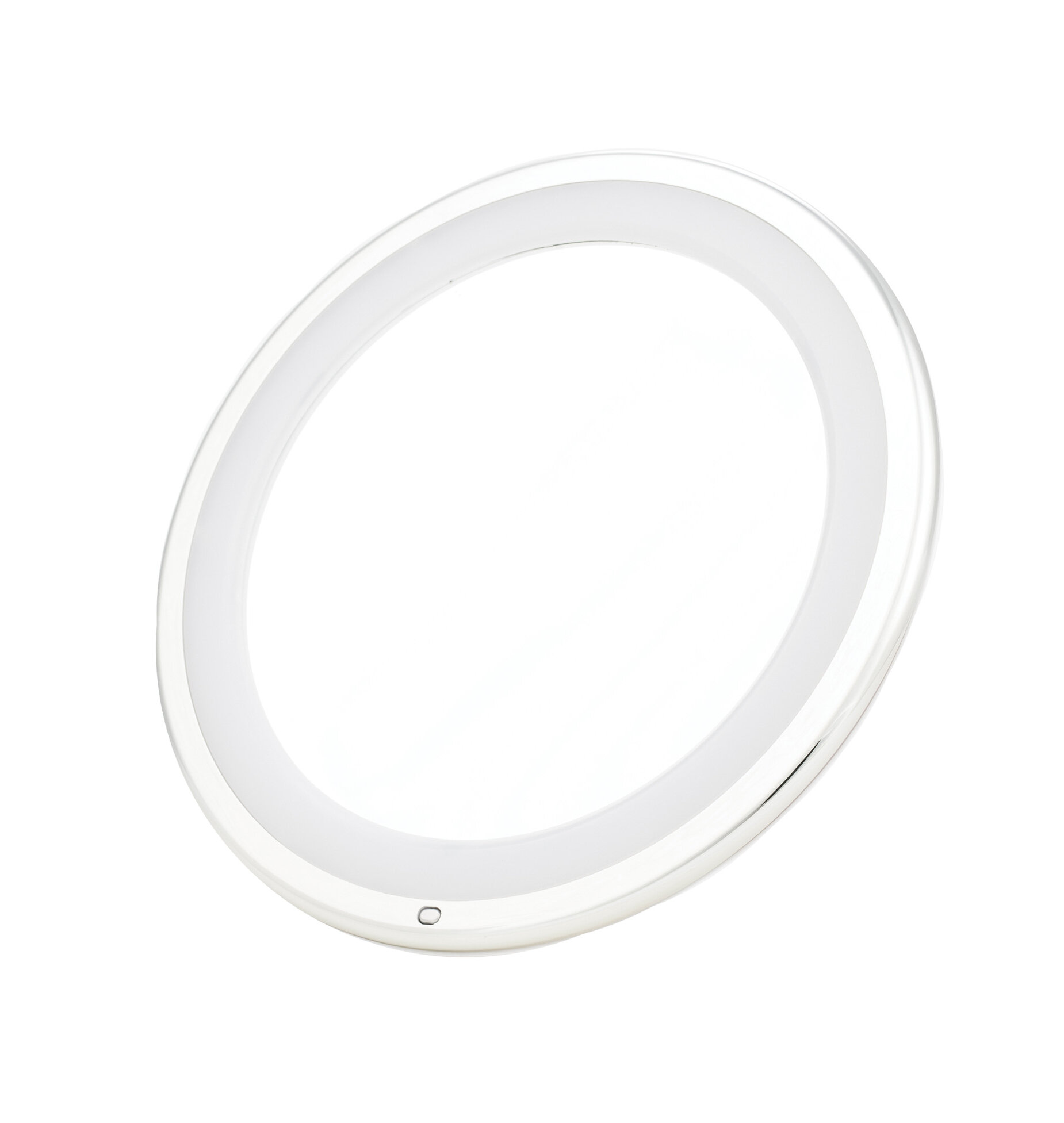 Danielle Creations Suction Cup LED Bathroom/Vanity Mirror & Reviews ...