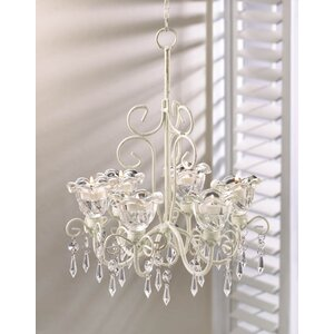 Lajoie 6-Light Candle-Style Chandelier