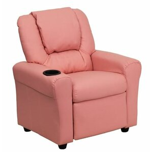 Contemporary Personalized Kids Recliner with Cup Holder  sc 1 st  Wayfair & Kids\u0027 Recliners islam-shia.org