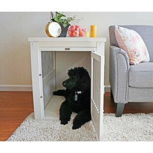 Side Table Dog Crate Wayfair