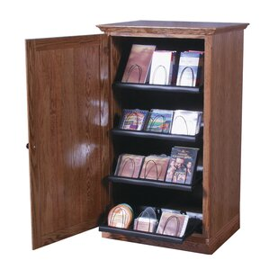 Multimedia Cabinet by Forest D..