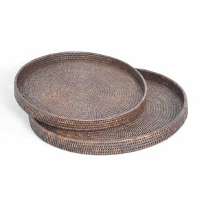 Round Tray Accent