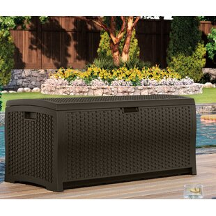 Grey Deck Box Wayfair