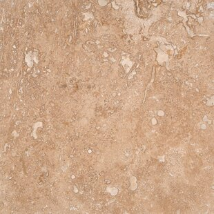 Tuscany Walnut Travertine Tile | Wayfair