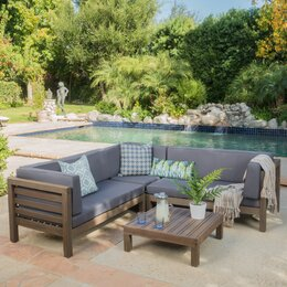 Outdoor Patio Furniture Lounge
