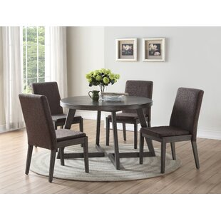 Kristy 5 Piece Dining Set