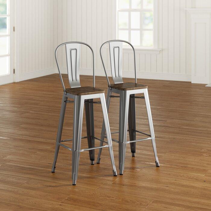 Trent Austin Design Fortuna 295 Bar Stool Reviews Wayfairca