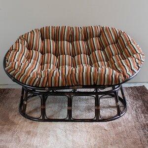 bouirou double papasan chair - Double Papasan Chair Frame
