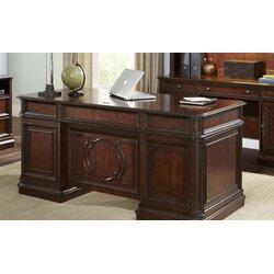 Three Posts Brayton Manor Jr Executive Desk Amp Reviews