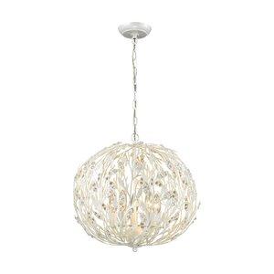 Wayne 5-Light Globe Pendant