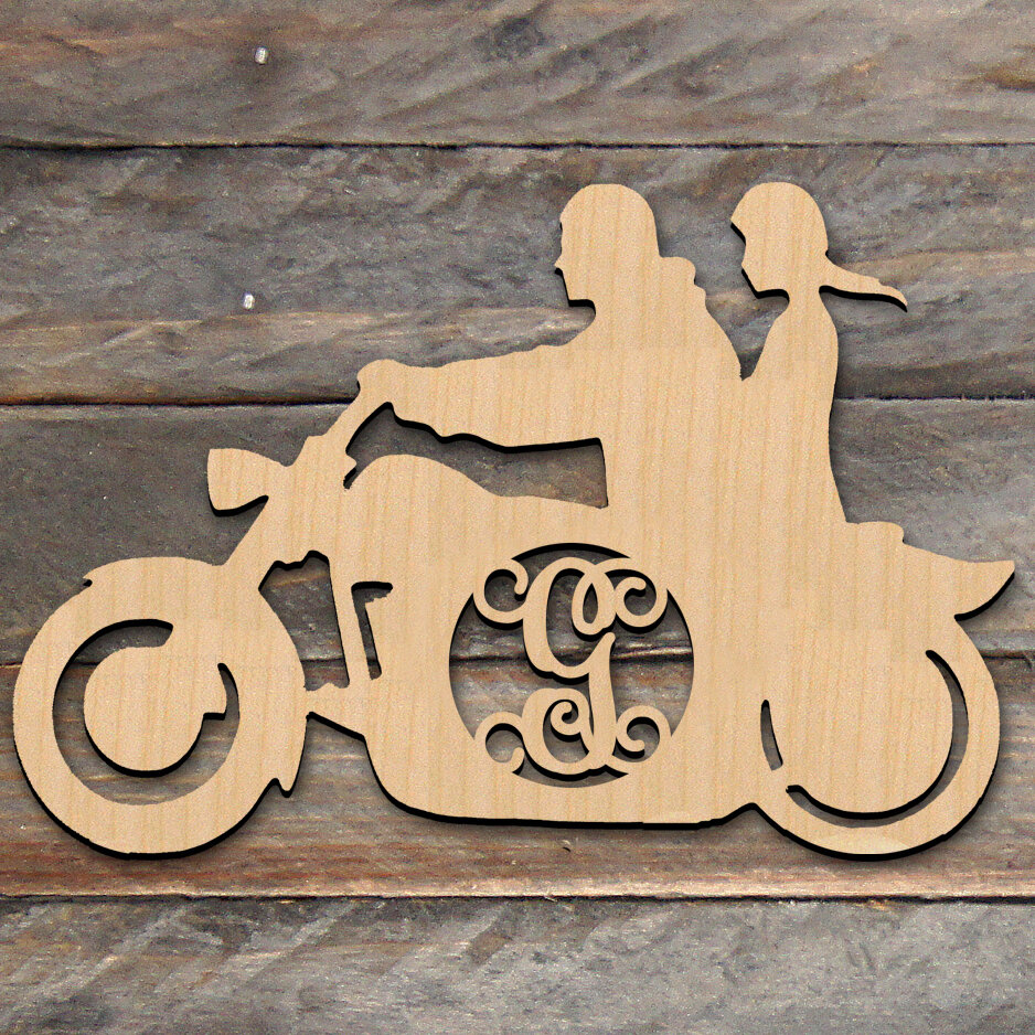 aMonogramArtUnlimited Wooden Decorative Sign, Door Hanger and Wall ...