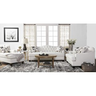 White Living Room Furniture Wayfair