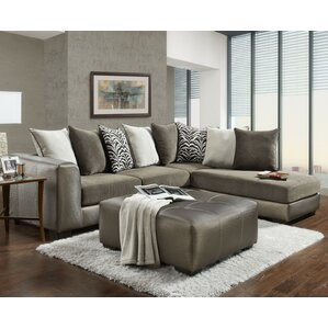 Kinneret Arms Sectional by Wil..