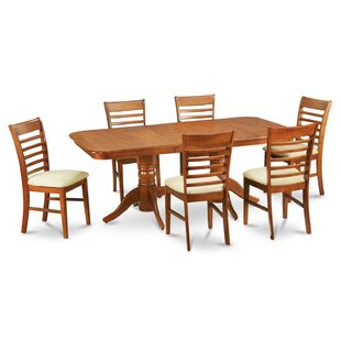 Pillsbury Modern 9 Piece Dining Set