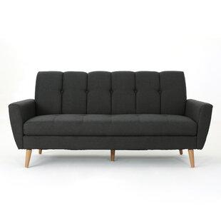 Black & Red Sofas You\'ll Love | Wayfair