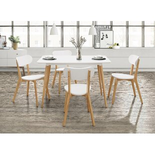 Modern kitchen dining tables allmodern bess dining table workwithnaturefo