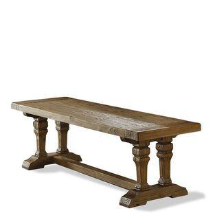 Woosley Wood Dining Bench