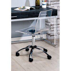 Clara Contemporary Mid Back Desk Chair