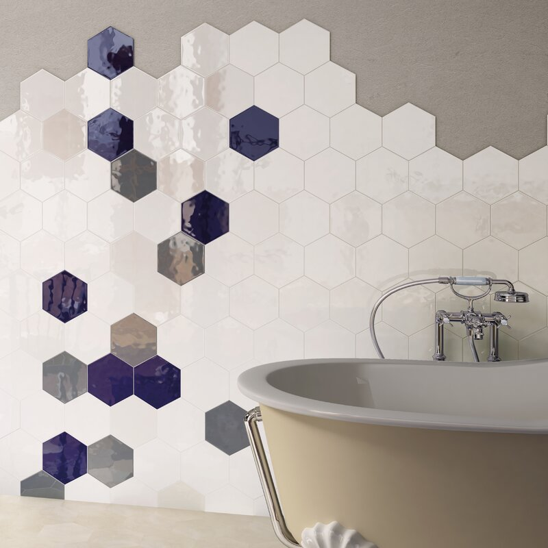 Great 18 Ceramic Tile Big 2 X 12 Subway Tile Clean 24X24 Drop Ceiling Tiles 4 X 12 Ceramic Subway Tile Youthful 6X6 Floor Tile BlackAccent Tiles For Kitchen Backsplash EliteTile Hexitile 7\