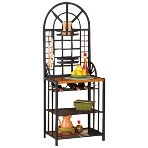 Berkshire Standard Baker's Rack by Wildon Home ?