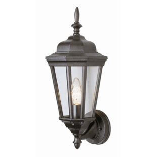 French country outdoor wall lighting youll love wayfair kenwood 1 light outdoor sconce workwithnaturefo