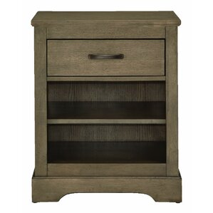 Grayson 1 Drawer Nightstand by Bassett Baby