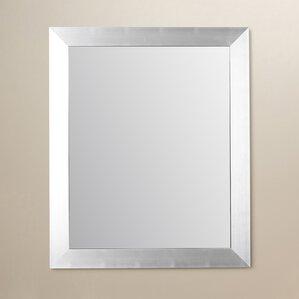 Gray Wall Mirror gray wall mirrors you'll love | wayfair