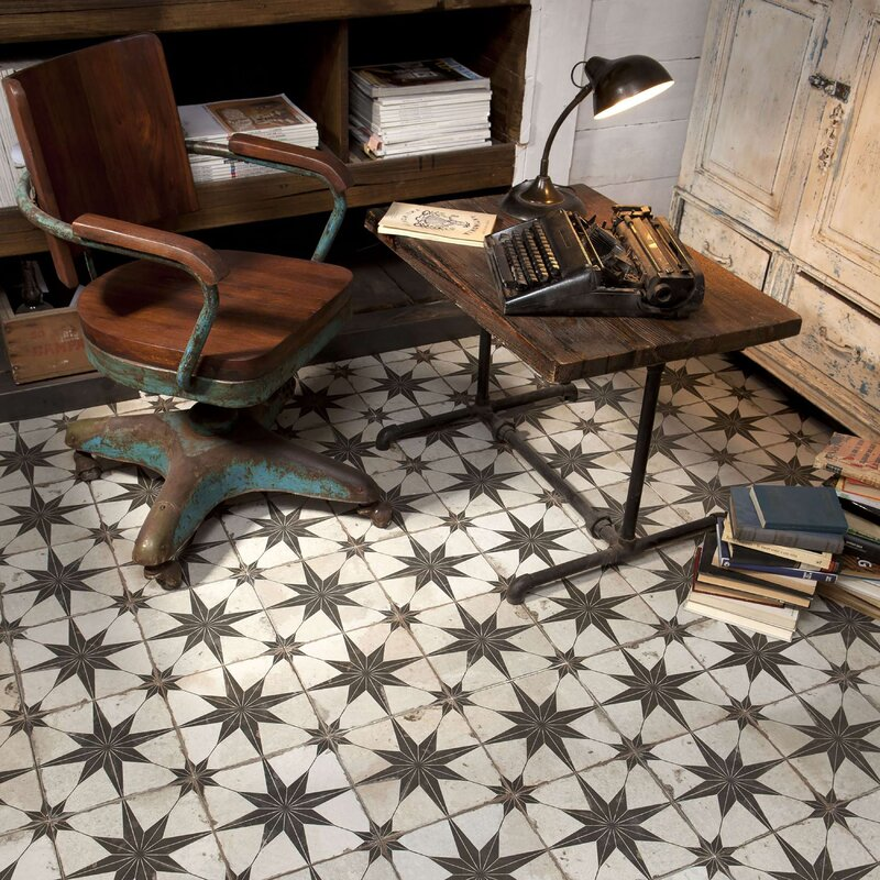 Transform Your Space With Vintage Tiles