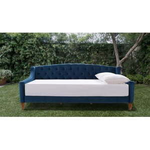 Maeve Upholstered Daybed by Rosdorf Park