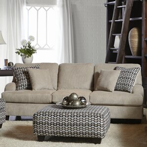 Olympus Sofa by Flair