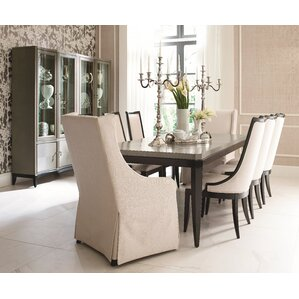 Jessenia Extendable Dining Table by Rosdo..