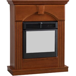Oakridge Traditional Electric Fireplace by A..