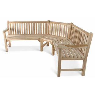 Cirencester Teak Garden Bench