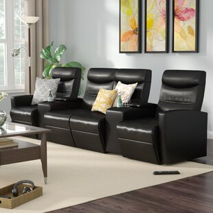 Skiba 4 Seat Home Theater Recliner