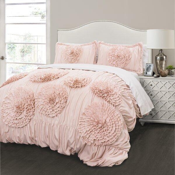Dusty Pink Comforter Wayfair
