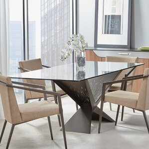 Pawan Rectangular Dining Table by Orre..
