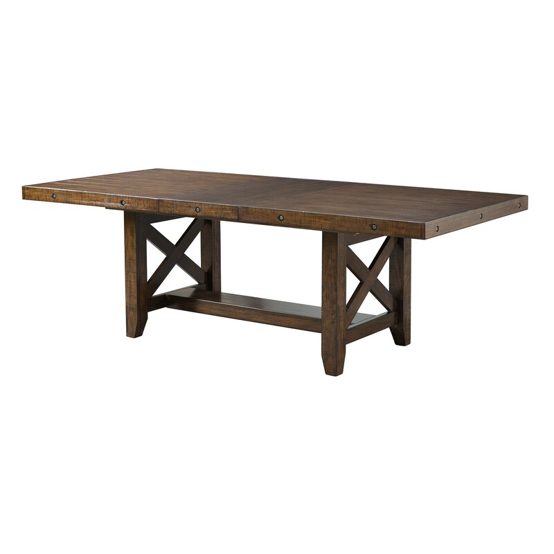 9f2f3100a42c Tess Extendable Dining Table   Reviews