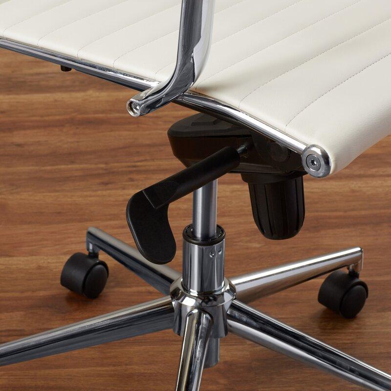 Wade Logan Annabell Mid Back Desk Chair Amp Reviews Wayfair Ca