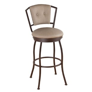 Leia 26 Swivel Bar Stool