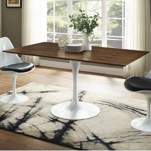 Julien Rectangle Dining Table by Langley ..