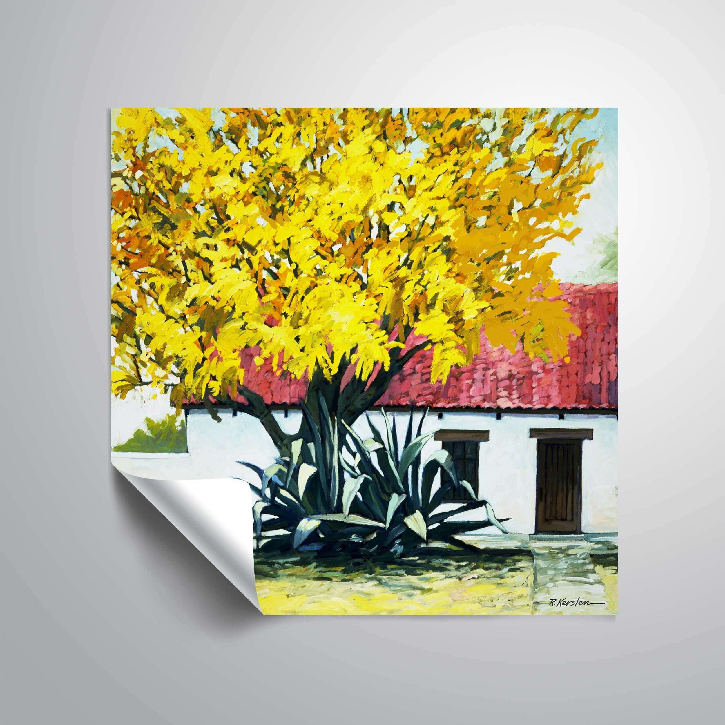 ArtWall Palo Verde Wall Mural | Wayfair