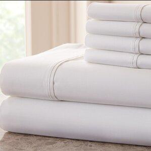grandin thread count sheet set