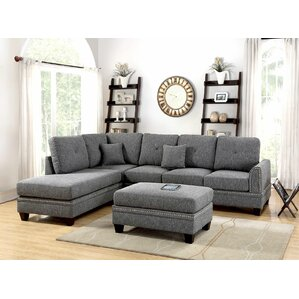 Chapin Sectional by Alcott Hill