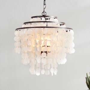 Buy Devry 3-Light Waterfall Chandelier!