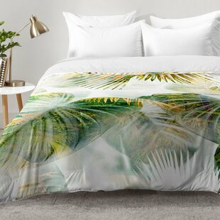 Tropical Lush Comforter Set