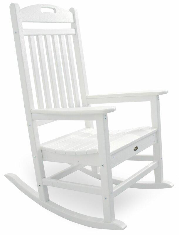 Polywood Yacht Club Rocking Chair Reviews